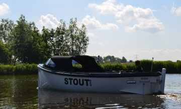 STOUT sloep 650