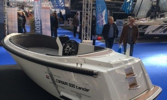 Nieuw in de showroom: de Corsiva 500 Tender!