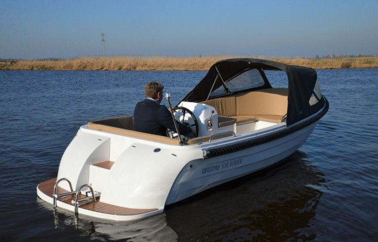Lifestyle 570 Tender